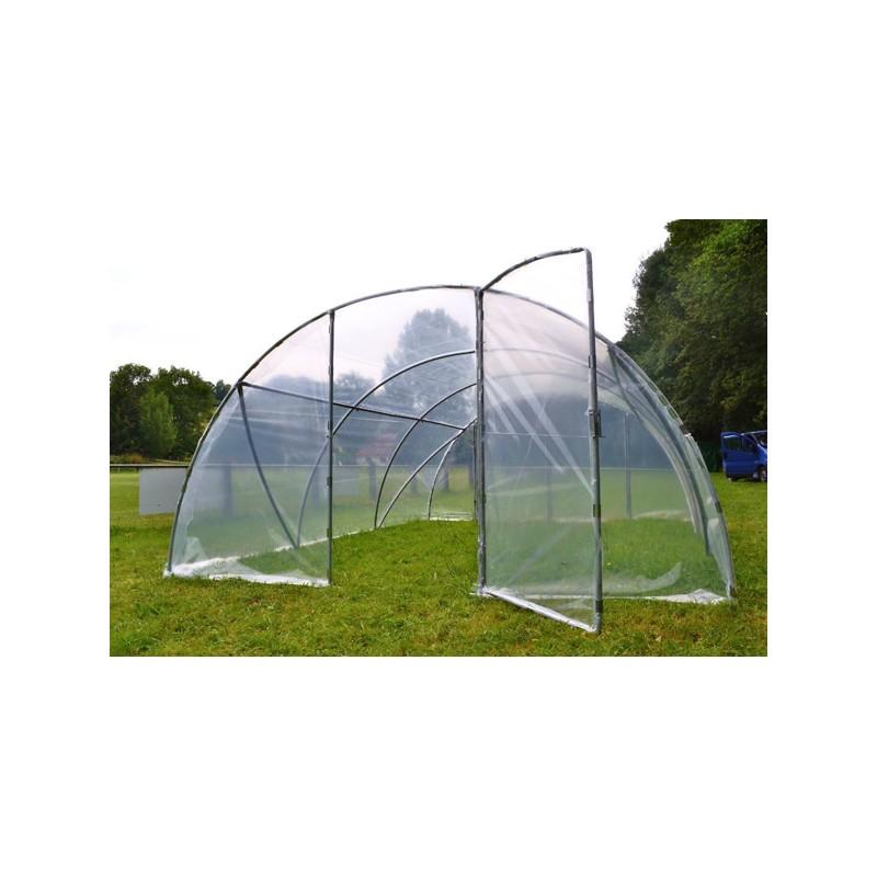 Kit Fa Ade Pour Serre De Jardin Largeur 4m50