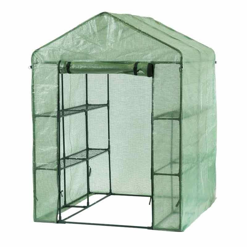 serre de jardin 2 m. Black Bedroom Furniture Sets. Home Design Ideas