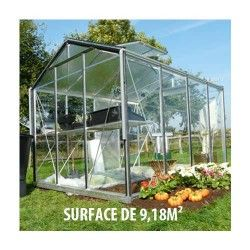 Royal 34 verre trempé 9,18 m²