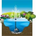 Pompe pour bassin Elimax en situation