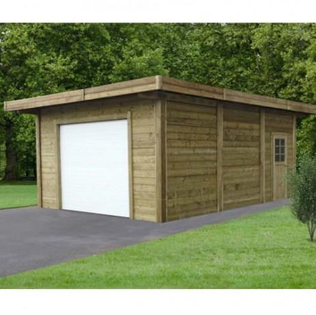 Carport 5064 x 7064 mm garage