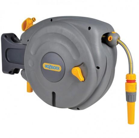 Dévidoir de tuyau automatique