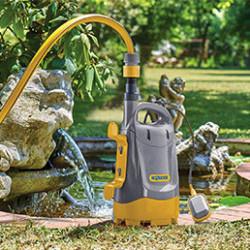 Découvrez nos pompes de jardin robustes et puissantes. Ces pompesseront parfaites, que ce soit, selon votre besoin, pour éliminer rapidement et efficacement l'eau, ou bien pour l'arrosage de votre jardin. Peu encombrantes et facilement transportables, les pompes vide-cave, pompes d'arrosage de surface, pompes immergées sont conçues avec des matériaux résistants, qui permettent ainsi une longue durée de vie et une sécurité maximale.