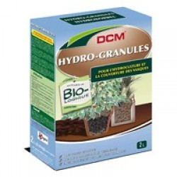 Ces billes d'argile conviennent pour de l'hydroculture. Elles peuvent être également utilisées comme couche décorative sur les pots et elles assurent un meilleur drainage en balconnières et en pots.