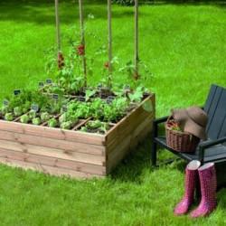 Retrouvez tous nos accessoires pour jardiner : paniers de récolte, lève bêche, sécateur, piège à guêpes, ou encore nos traces lignes. Pour un potager bien organisé,le carré potager est ce qu'il vous faut. Il nécessite peu d'entretien et est idéal pour cultiver des aromates, fruits ou légumes.