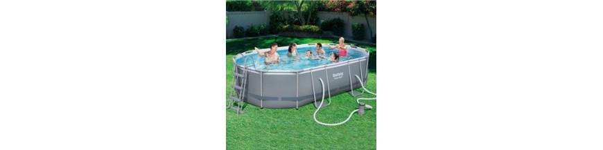 kit piscine pr t monter atout loisir. Black Bedroom Furniture Sets. Home Design Ideas